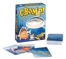 CHOMP CARD GAME