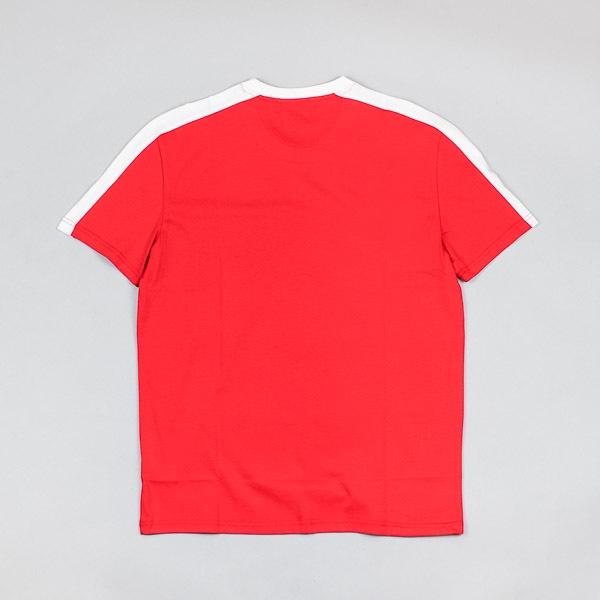 Futur Training Tshirt Red / White