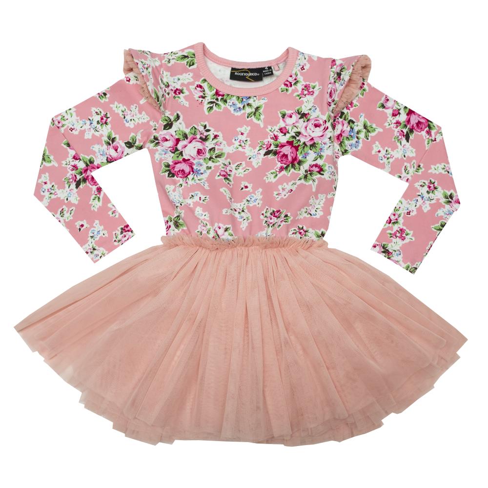 Pink Maeve LS Circus Dress