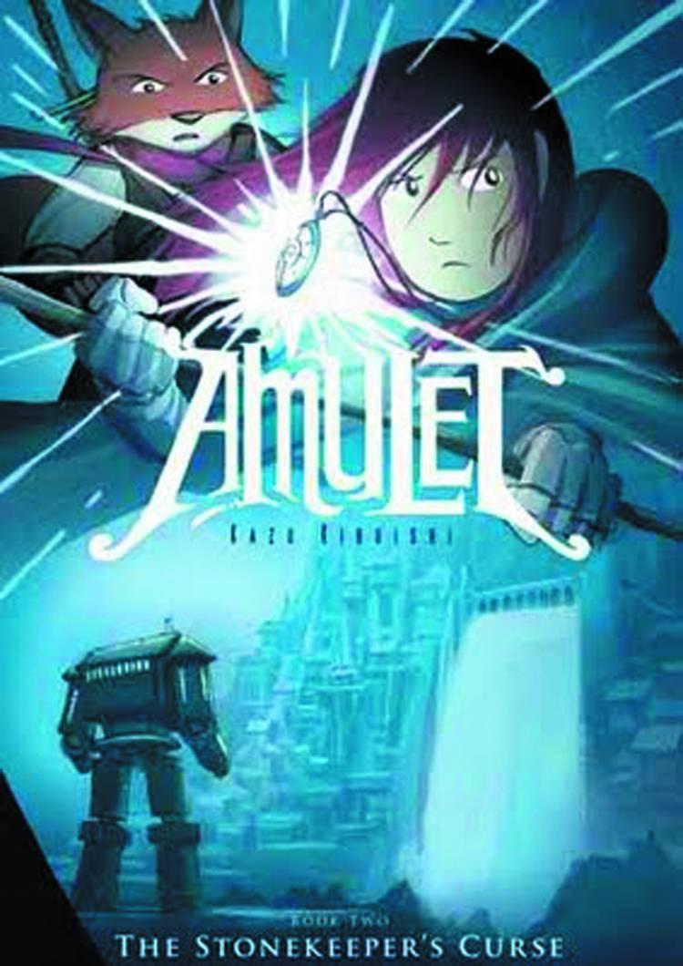 Amulet SC Vol 02 Stonekeeper's Curse