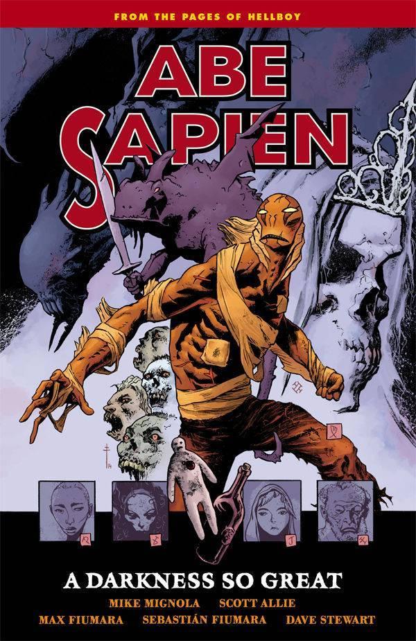 Abe Sapien Vol 06 Darkness So Great