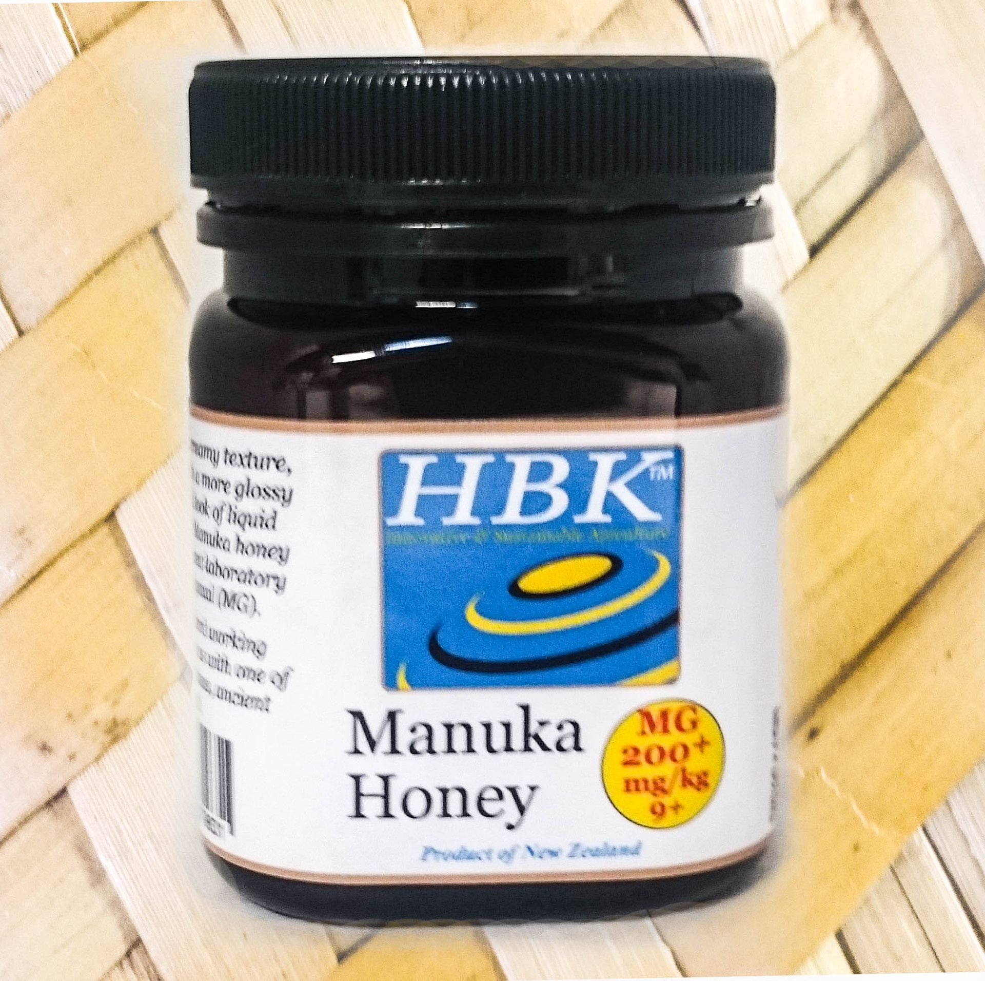 Manuka Honey MG UMF 9+ 200+ mg/kg
