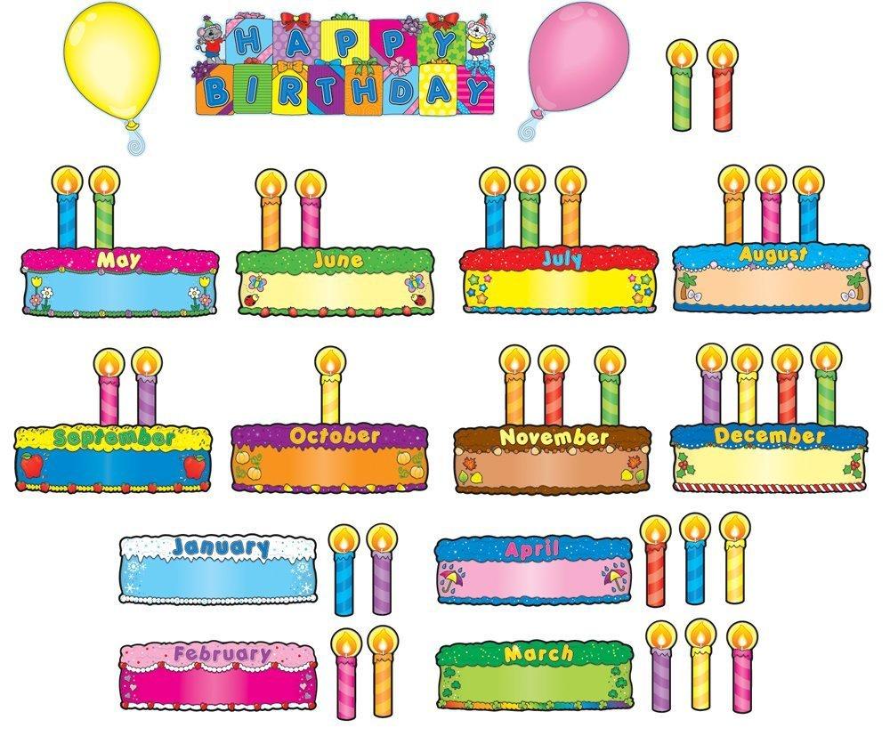 CD 110038 BIRTHDAY CAKES MINI BBS