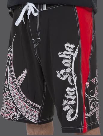 Kia Kaha Pacifika Board Shorts