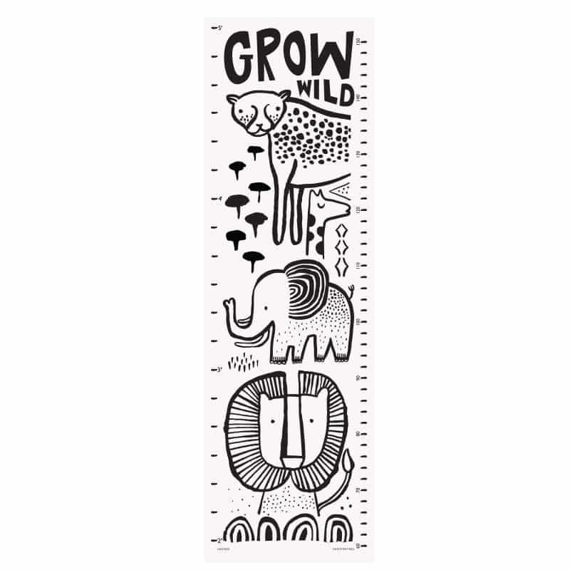 SAFARI CANVAS GROWTH CHART