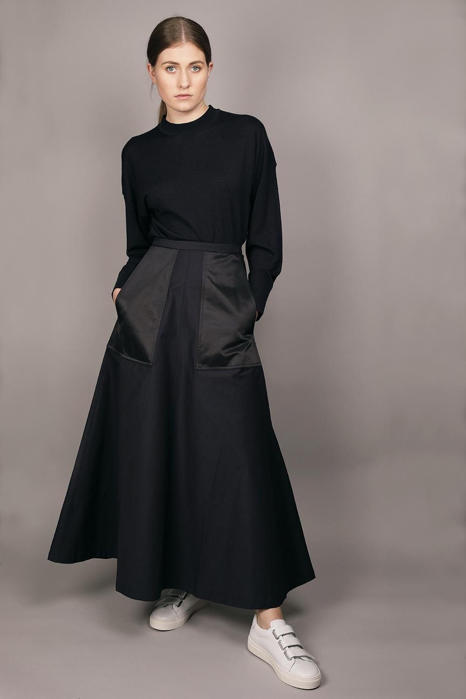 Cathrine Hammel - Long Pockets Skirt Image