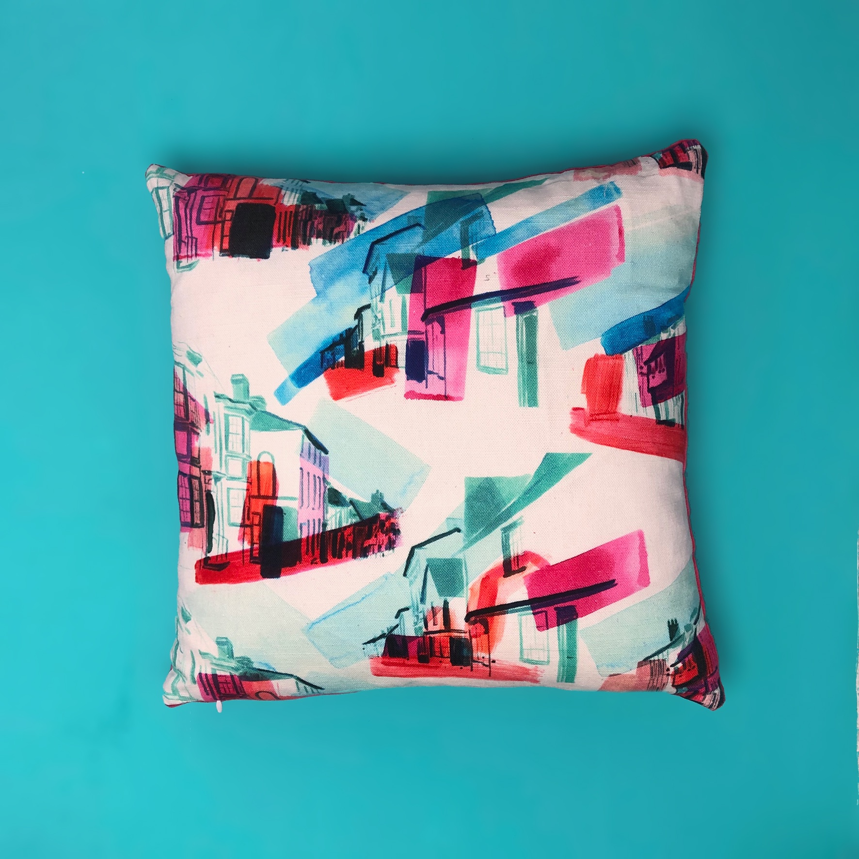 Trizzling Cushion