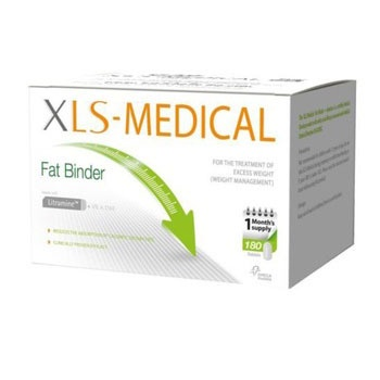 XLS MEDICAL FAT BINDER CAPS