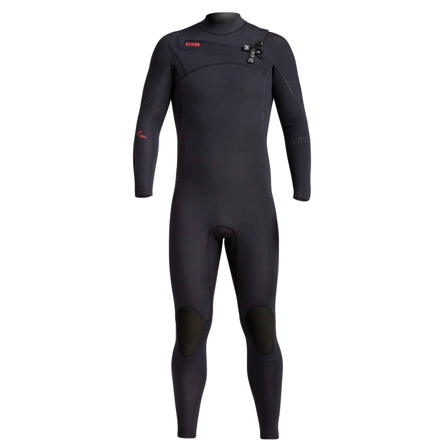 5/4 Infiniti LTD Edition Wetsuit Black 2019