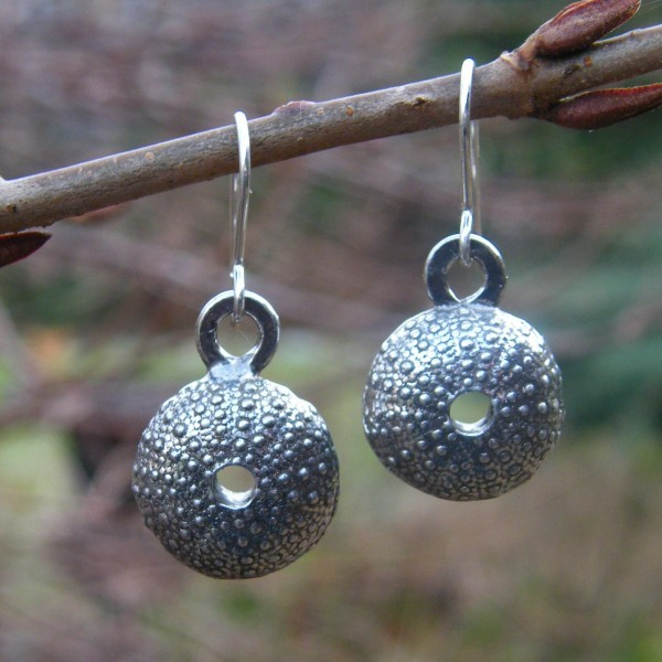 Kina Pewter Earrings