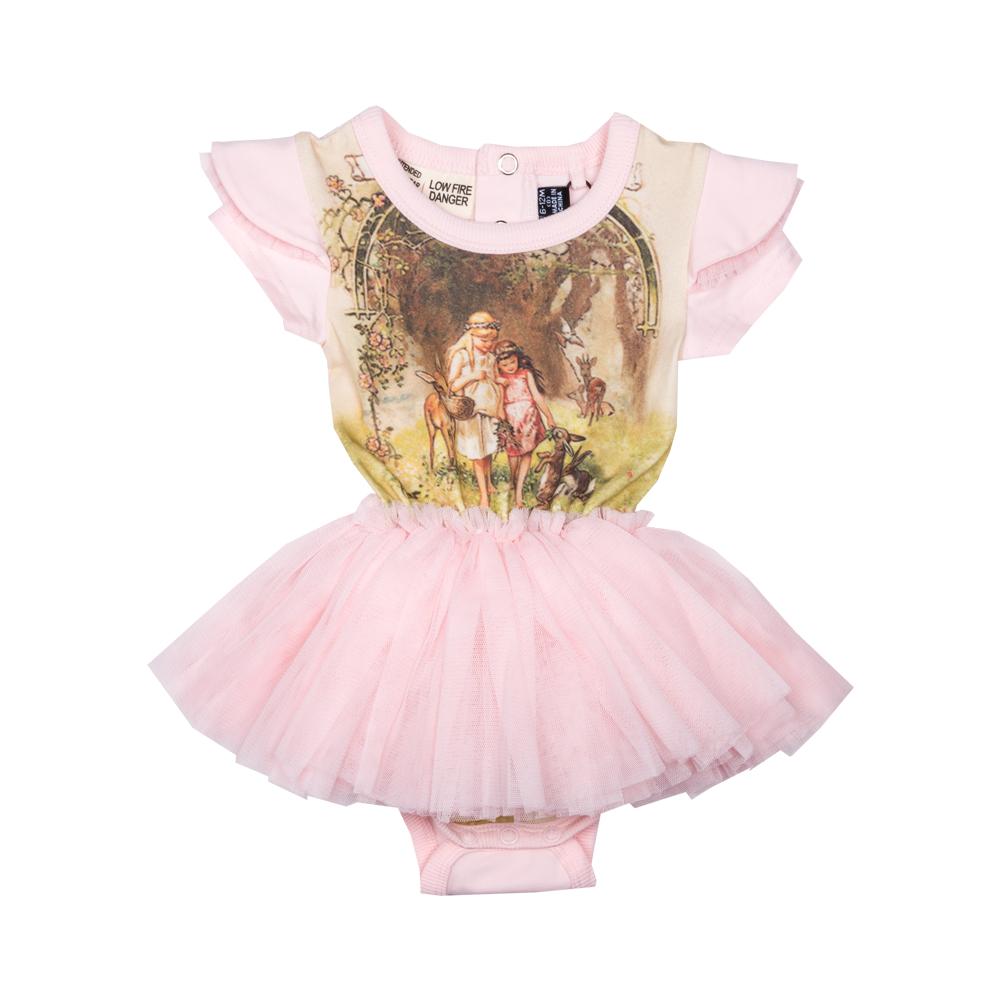Woodlands Baby Circus Tutu Dress