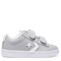 Converse Pro Leather V2 Low Wolf Grey/White/White