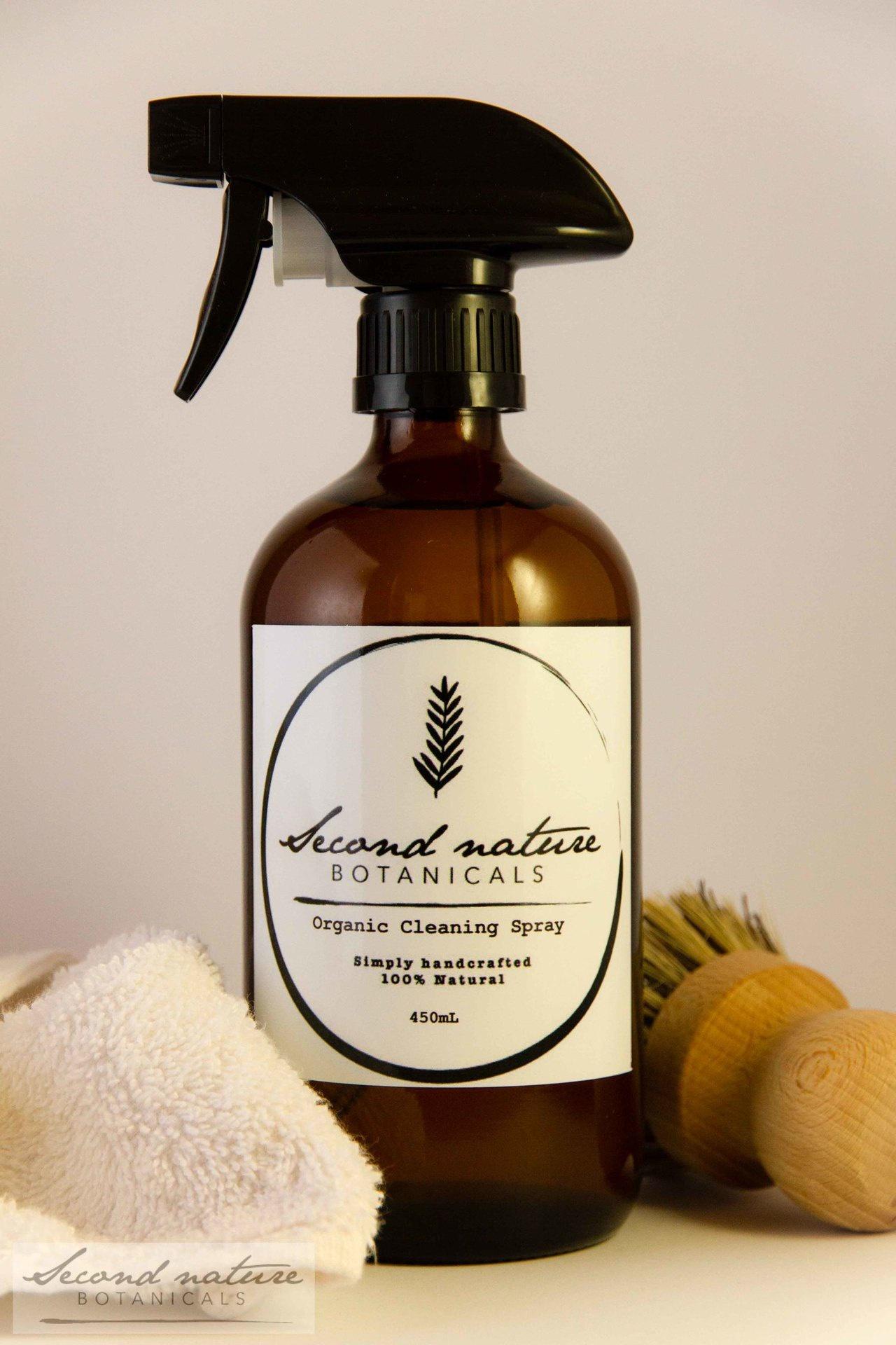 Organic Cleaning Spray