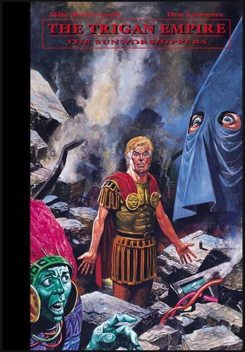 Trigan Empire Vol 11 HC Sun-Worshippers