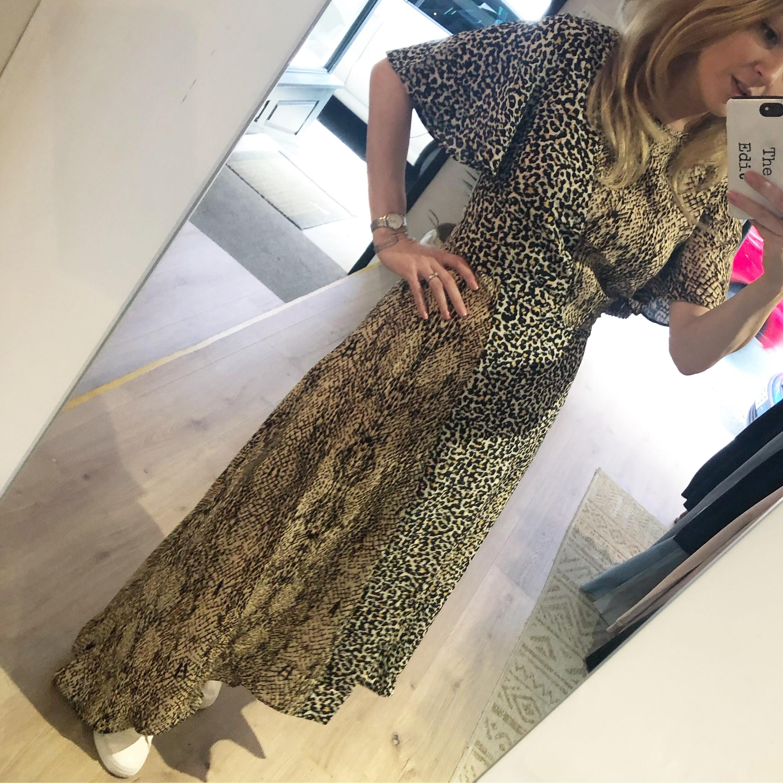 Glamorous Snake Leopard Dress