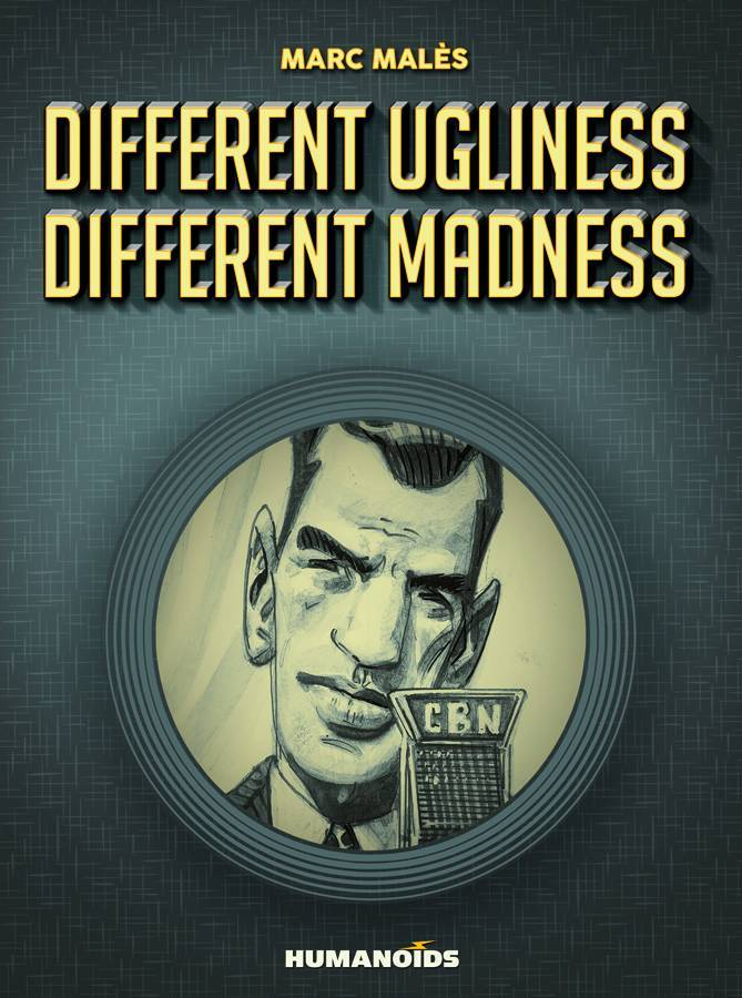 Different Ugliness Different Madness HC (MR)