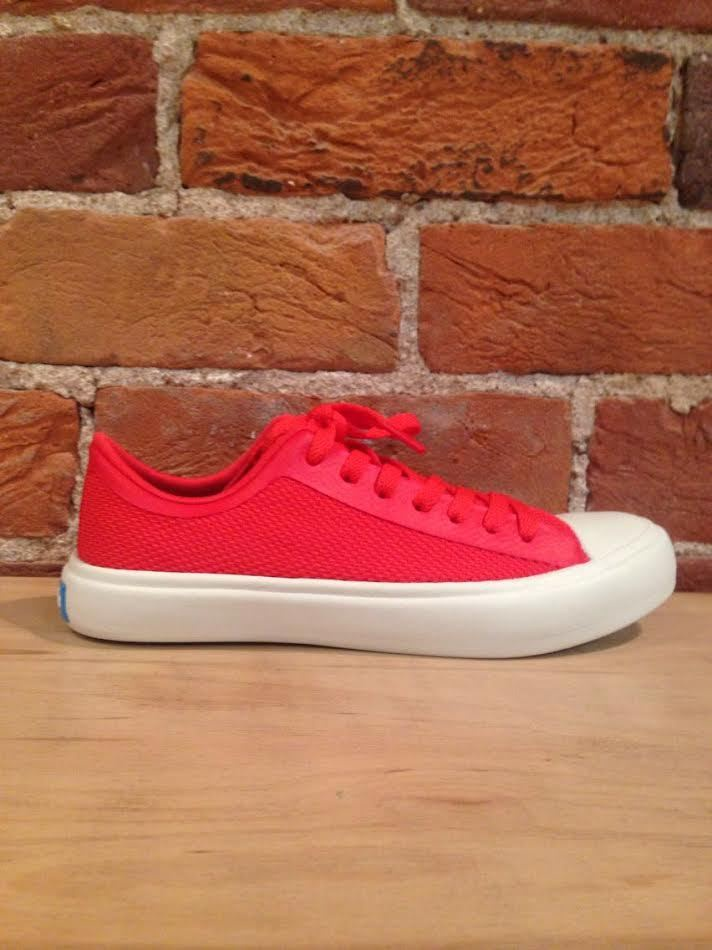 PEOPLE FOOTWEAR - THE PHILLIPS SUPREME RED/PICKET WHITE