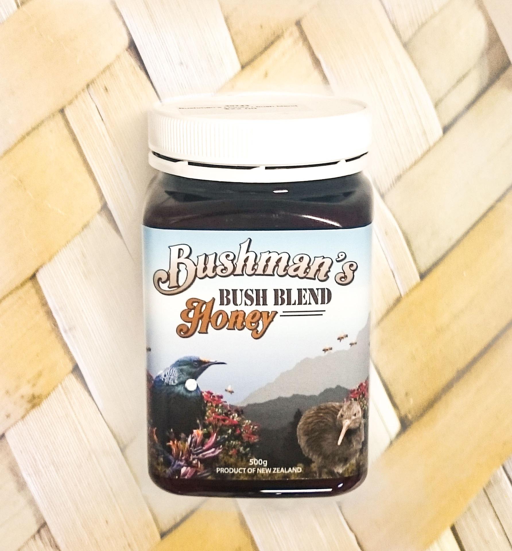 Bushman's Honey