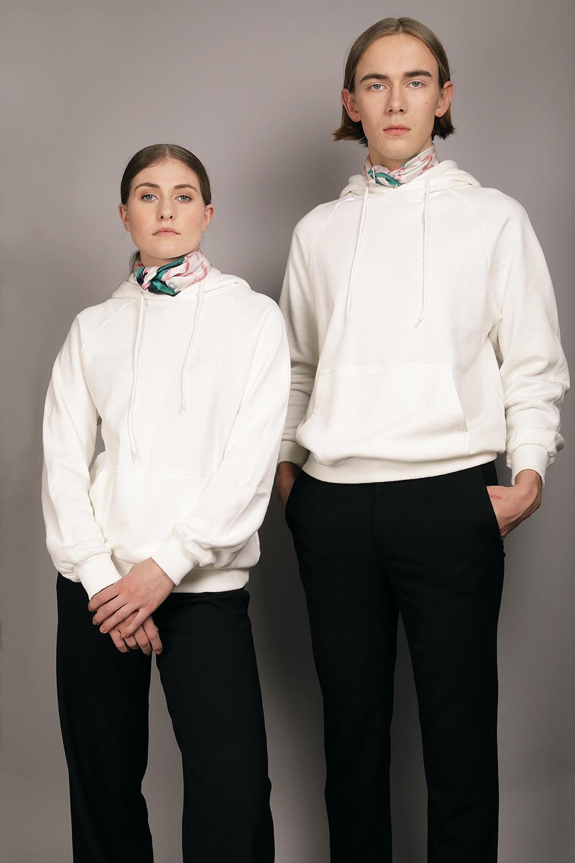 Avenue - Paris Hooded Sweatshirt Image