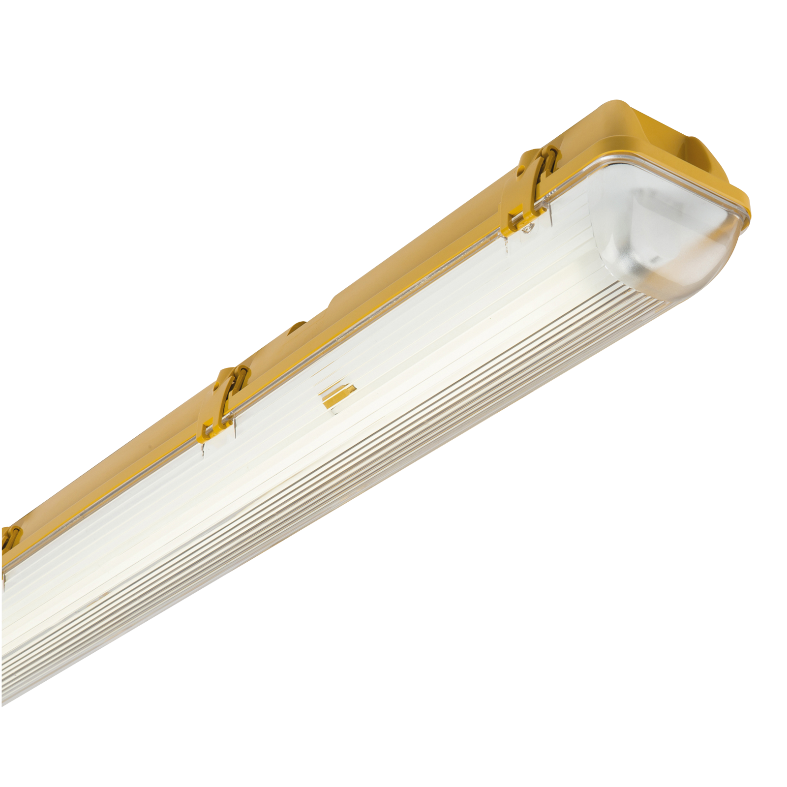 110V IP65 1x58W HF Single Non-Corrosive Fluorescent Fitting