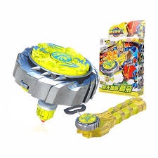 SPIN FIGHTERS SKY LION MAGIC ATTACK
