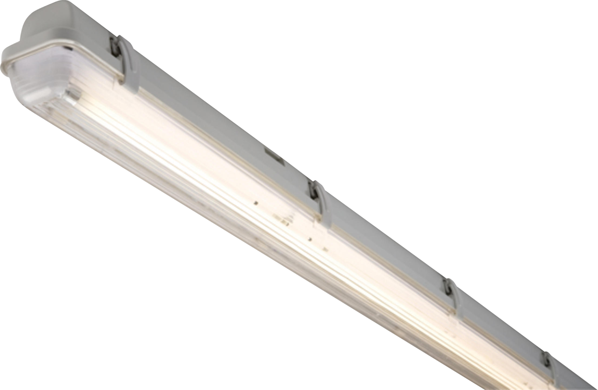 230V IP65 1X35W T5 HF Single Non-Corrosive Fluorescent Fitting 5ft