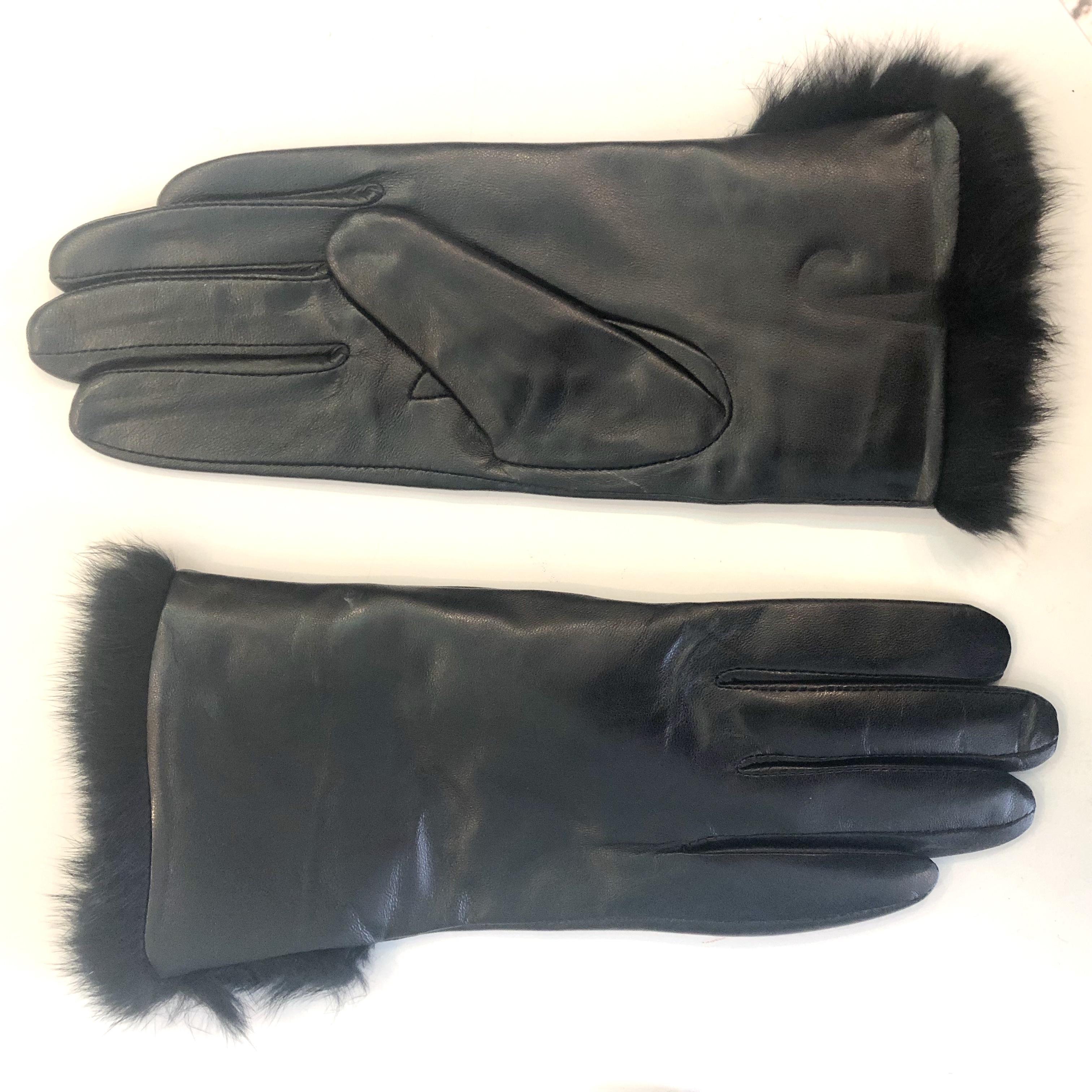 Furry Glove