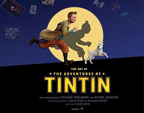 Art of The Adventures of Tintin HC