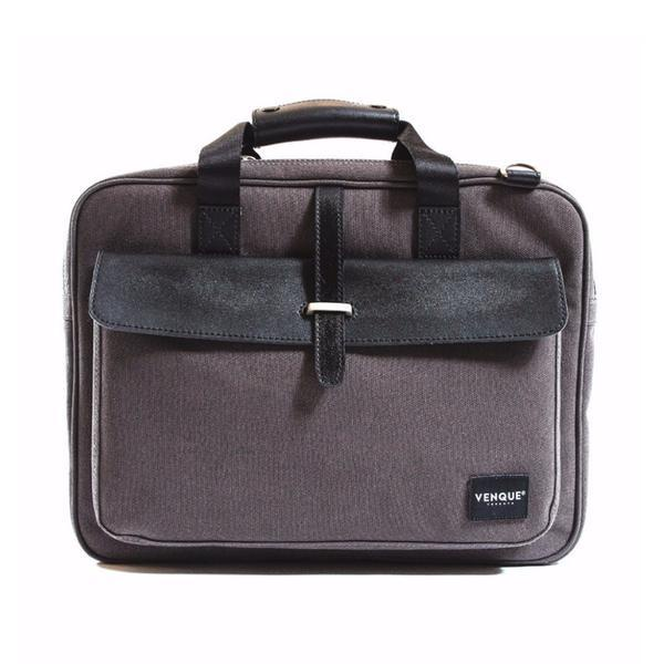 VENQUE - AIX PRO BRIEFCASE IN GREY