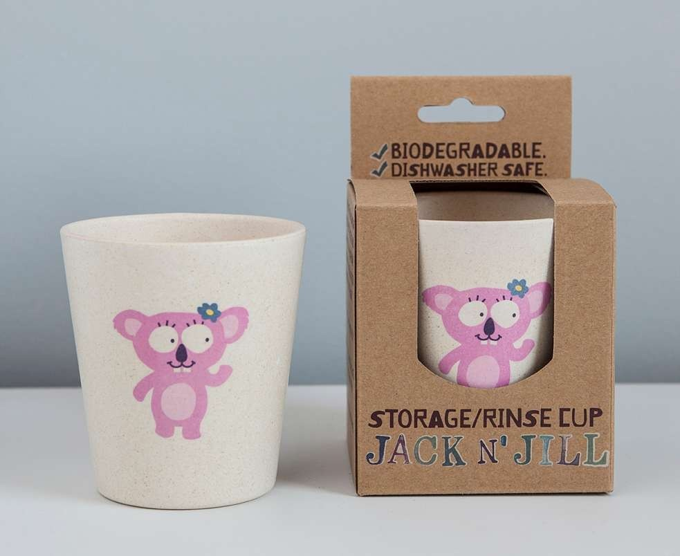 Jack N Jill-Storage//Rinse Cup Koala