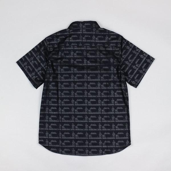 Pass~Port Pool & Glass S/S Shirt Black