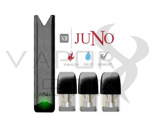 Juno Starter Kit Twelve TOBACCO / FRUIT / DESSERT