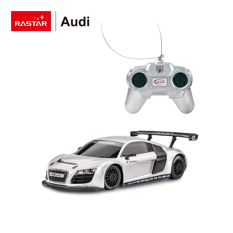 Audi R8 RC (Remote Control) Car W/Lights From Iron Man