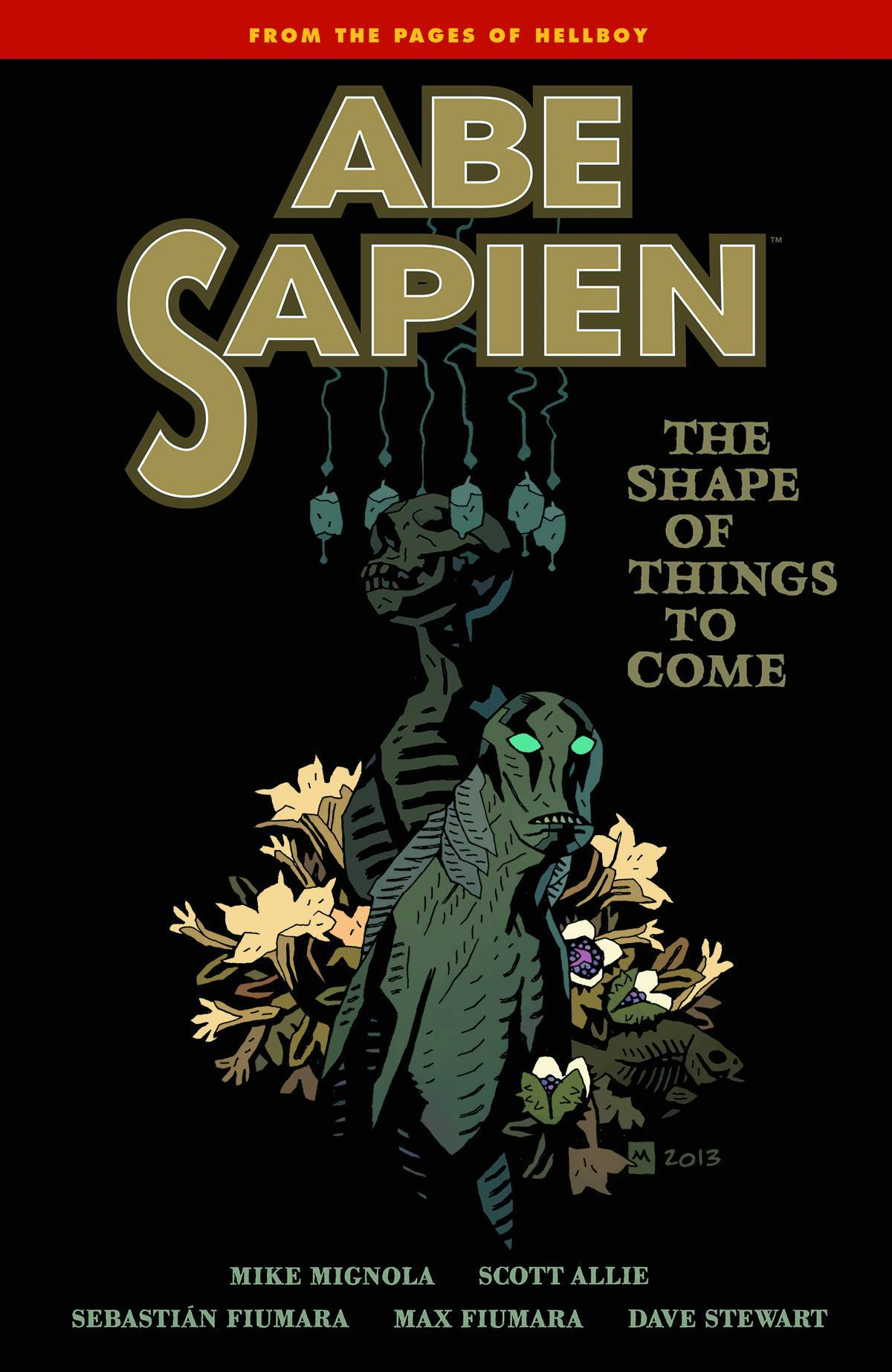Abe Sapien Vol 04 Shape Things To Come