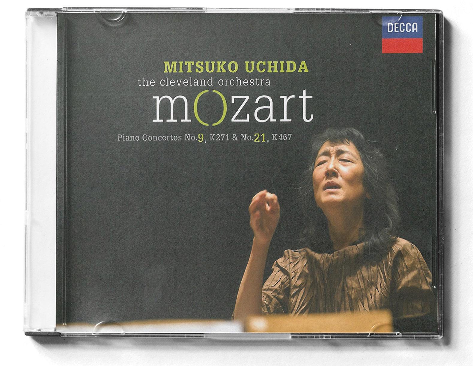 Mozart Piano Concertos No. 9 & 21
