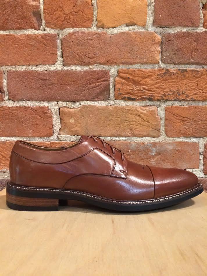 7a43e8c5ef4 COLE HAAN - WARREN CAP OX IN BRITISH TAN - the Urban Shoe Myth