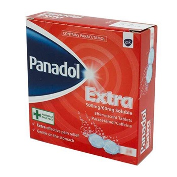 PANADOL EXTRA SOLUBLE TABLETS X 24
