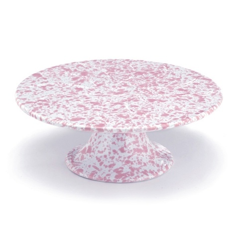 Crow Marbled Cake Stand