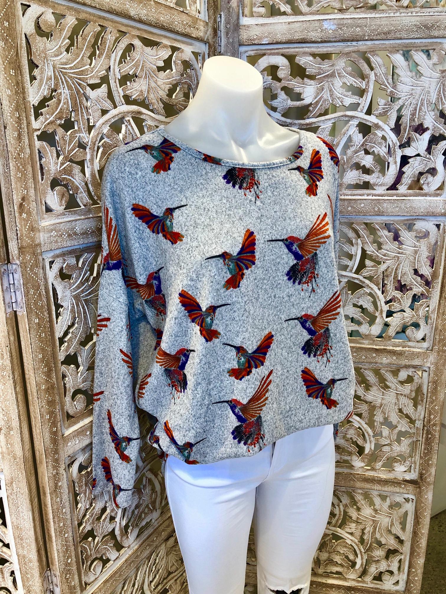 Bird Sweaters