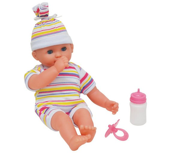 DOLL'S WORLD BABY LITTLE SWEETIE DOLL
