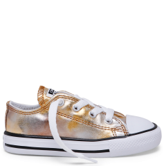 Converse CT Metallic Low Sneaker