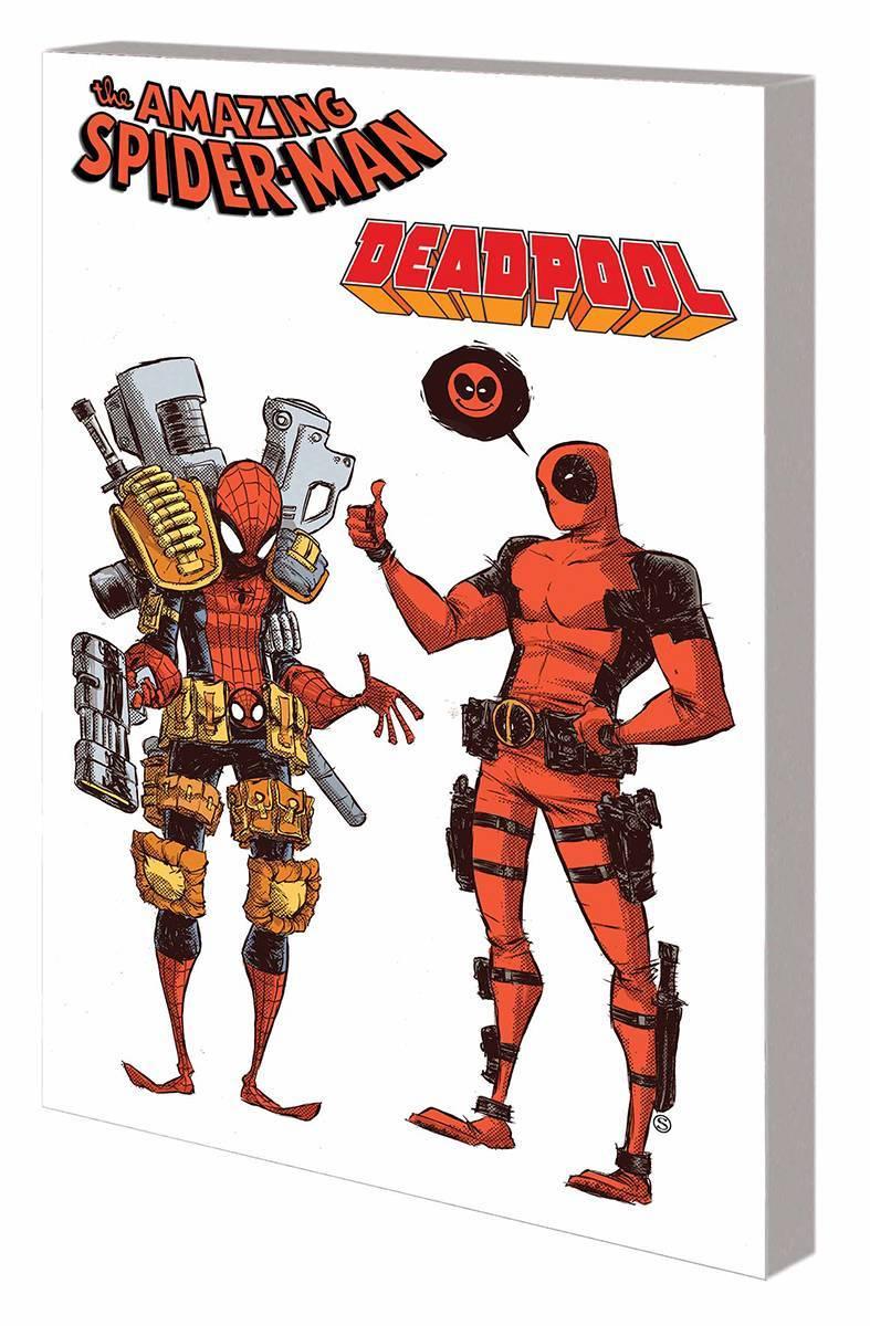 Spider-Man Deadpool Vol 00 Don`t Call It Team Up