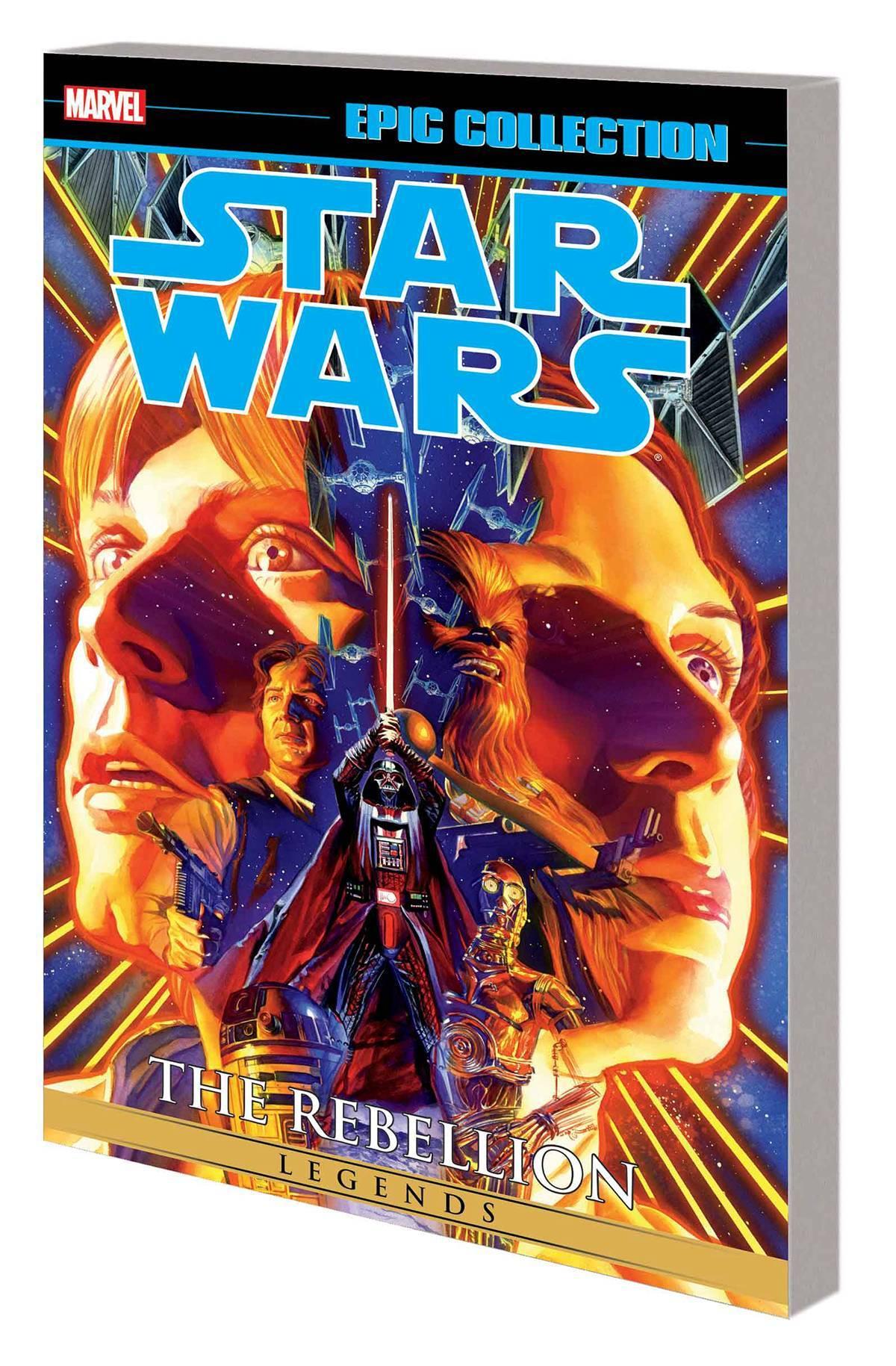 Star Wars Legends Epic Collection Rebellion Vol 01