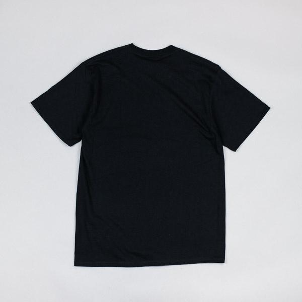 Hockey Spike Tshirt Black