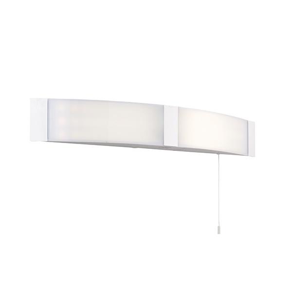 Onan shaver IP44 6W SW cool white wall - opal pc