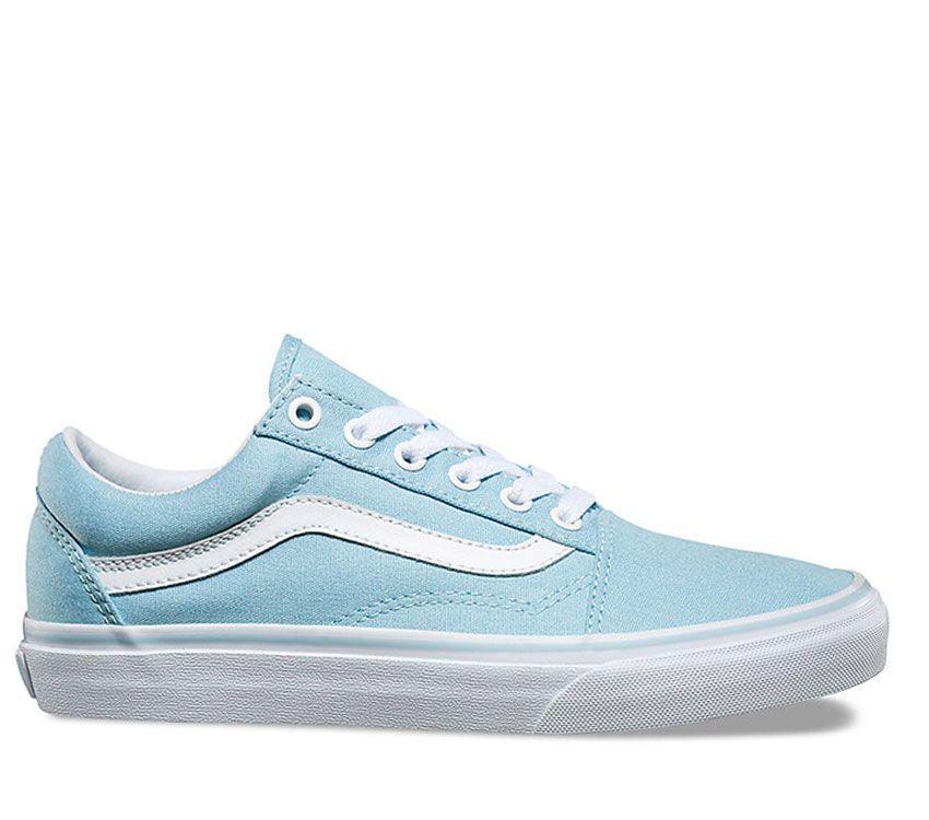 vans baby blue old skool nz