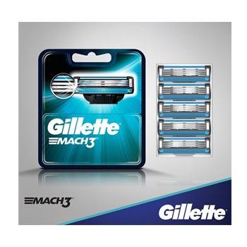 GILLETTE MACH 3 BLADES BIG BLADE PACK 10'S