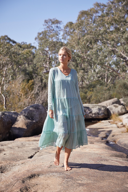 Maud Dainty River Dress