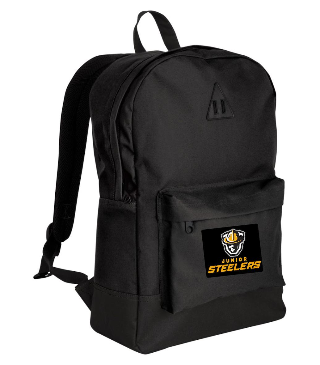 77f8a1825 ... Hockey Club  Junior Steelers Retro BackPack. Junior Steelers Retro  BackPack