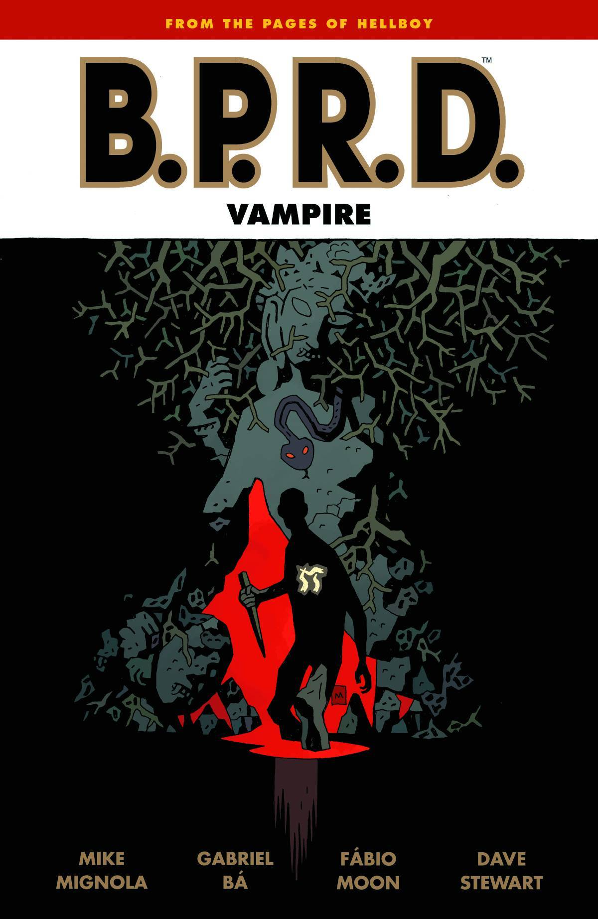 BPRD Vampire TP